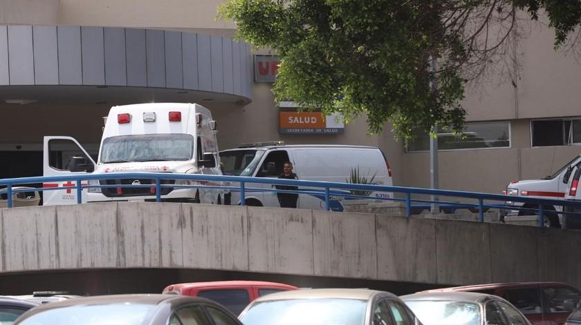 Dos de los hombres fueron reportados en estado grave.(Sergio Ortiz)
