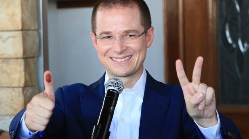 Ricardo Anaya.(AP)