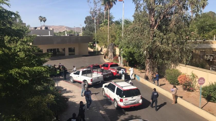 EN VIVO: Rueda de prensa sobre contingencia en HGE(Anahí Velásquez)