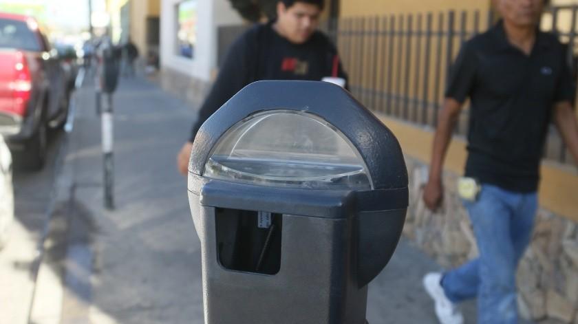 Continúa el conflicto por los parquímetros en Ensenada.