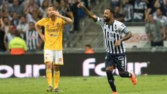 Rayados sacó mínima ventaja sobre Tigres del ''Gigante de Acero''.