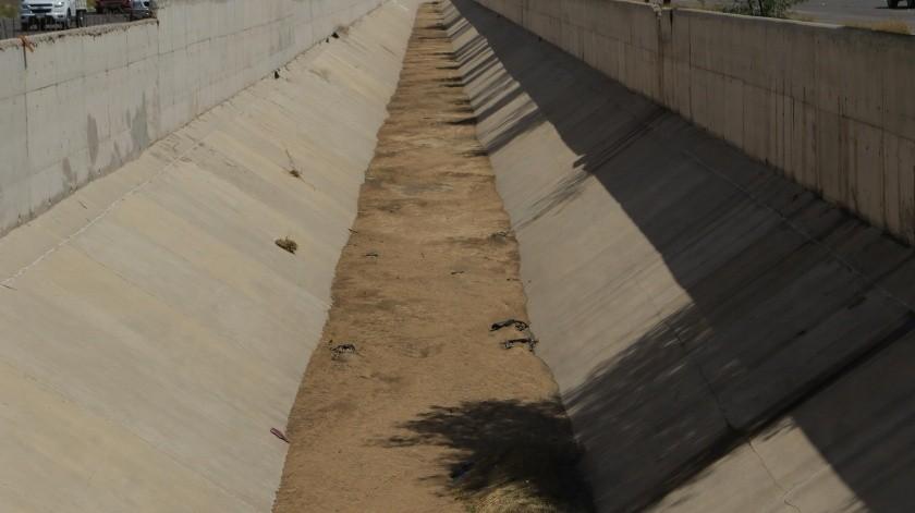 En Quiroga y Luis Donaldo Colosio el agua se estanca.(Gamaliel González)