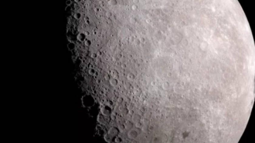 Estudio: La luna se está encogiendo y eso produce fallas(Tomada de la Red)