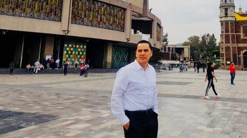 """La tarde de este viernes, el ex gobernador de Nayarit, Roberto Sandoval Castañeda, quien fue incluido en la """"lista negra"""" de la Oficina de Control de Activos del Departamento del Tesoro estadounidense .(Twitter)"""