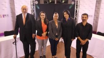 Los aspirantes del PBC, MC, PRD, PAN y el independiente asistieron al debate realizado en Cetys Universidad, Mexicali.