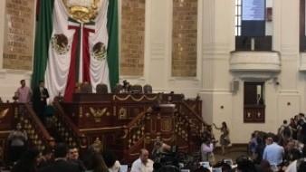 Marco Antonio Pacheco Peña dijo que la Reforma no resultó como lo esperaban por la falta de mayoría absoluta en el Congreso.