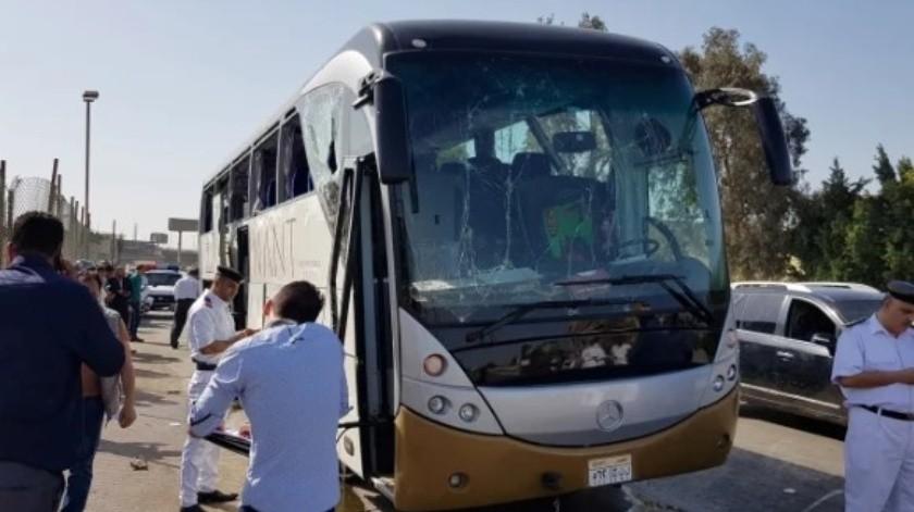 El hecho dejó a 17 personas heridas. Foto: Reuters
