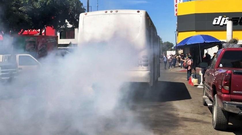 Preparan Centro de Verificación de Vehículos en Cajeme para combatir la contaminación.(GH)