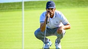 El mexicano Abraham Ancer compitió contra 99 de los mejores 100 golfistas del mundo y quedó en el lugar 16 del PGA Championship.