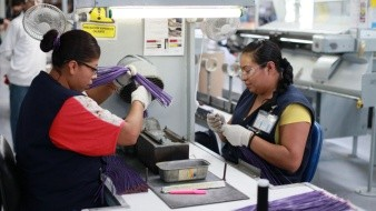 El 100% de los empleados recibe capacitación en Tijuana.