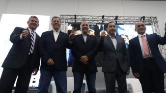 Hasta el momento está confirmada la presencia de los candidatos: Óscar Vega Marín del PAN; Héctor Osuna Jaime de Movimiento Ciudadano; Jaime Martínez Veloz del PRD; Enrique Acosta Fragoso del PRI e Ignacio Anaya Barriguete del PRD.