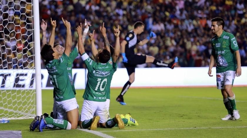 El León finalizó en primer lugar durante el torneo regular.