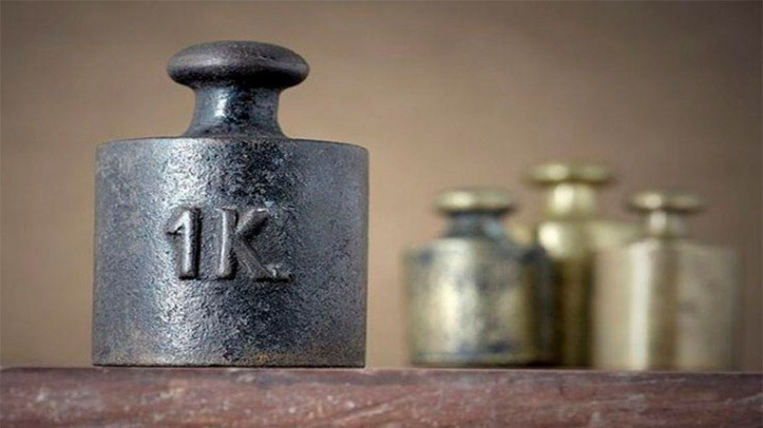 La redefinición del kilogramo entró en vigor este lunes 20 de mayo.