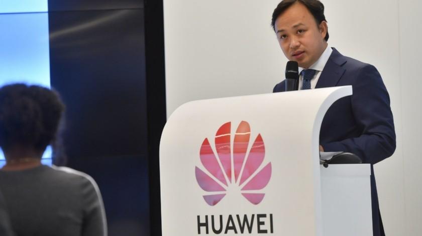 Huawei dice que es víctima de bullying por parte de EU(Tomada de la Red)