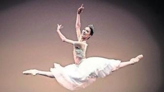 La bailarina del Ballet Estatal de Berlín escribió que era un día de mucha alegría en su vida.