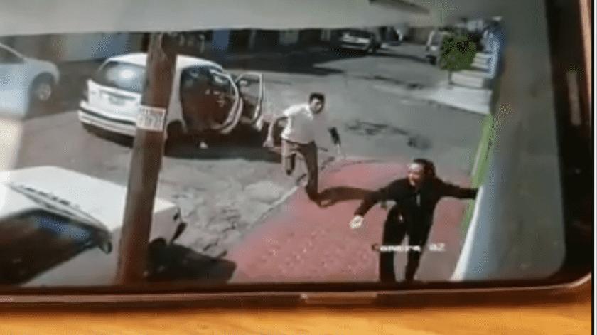 Mujer logra escapar de ser secuestrada
