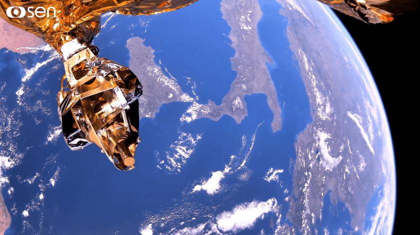 Unas espectaculares imágenes de la Tierra en resolución 4K fueron transmitidas en directo este lunes 20 de mayo.