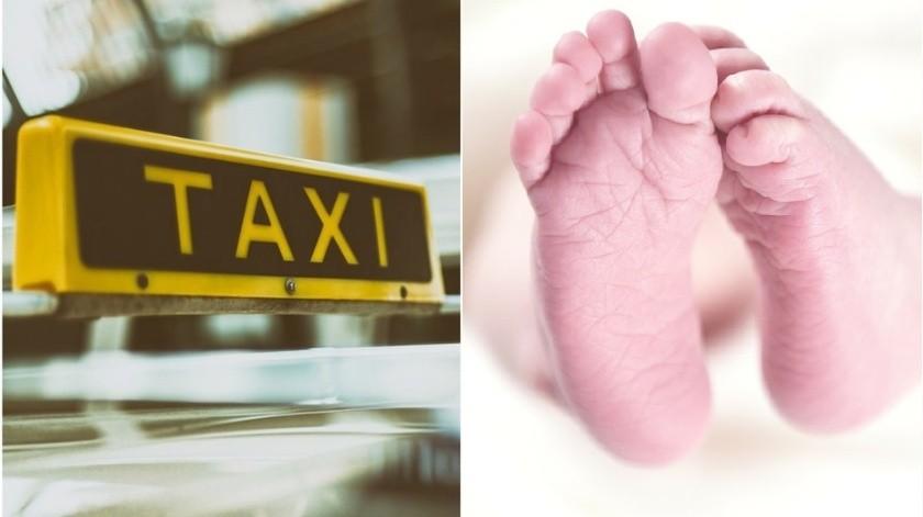 Pareja olvida a su bebé en Taxi al salir de hospital(Pixabay)