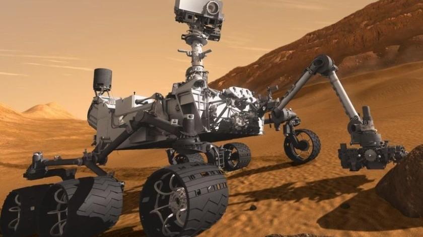 Tu nombre podrá acompañar a Rover Mars 2020(Tomada de la Red)