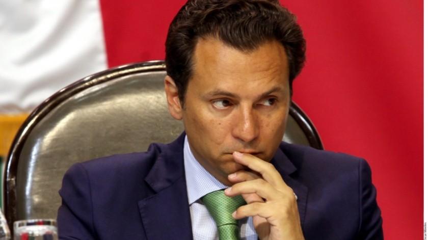 Emilio Lozoya, uno de los inhabilitados en Pemex(GH)