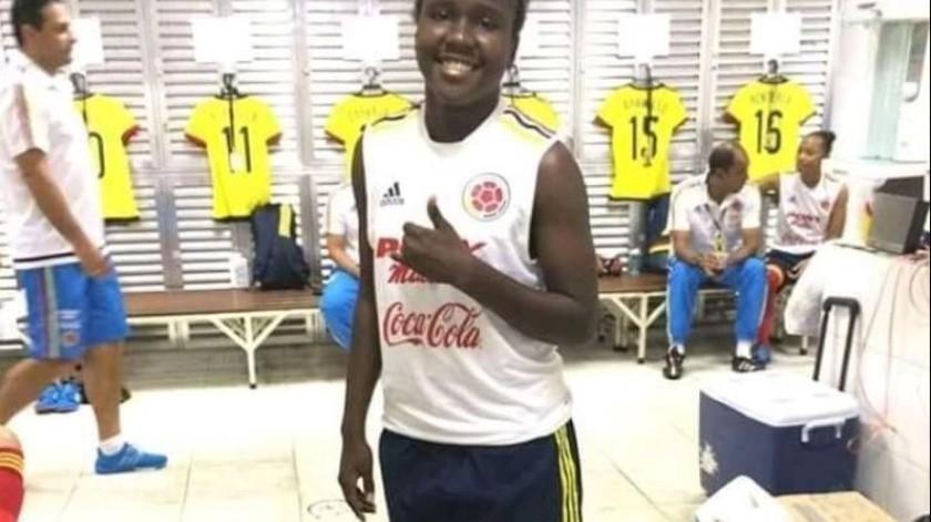 Hallan sin vida a atleta olímpica colombiana(Facebook)