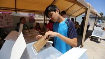 El 2 de junio se realizará la jornada electoral.