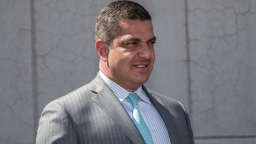 El ex titular de la Administración General de Aduanas, Ricardo Peralta Saucedo, fue nombrado nuevo subsecretario de Gobernación, informaron fuentes de la dependencia.(El Universal)