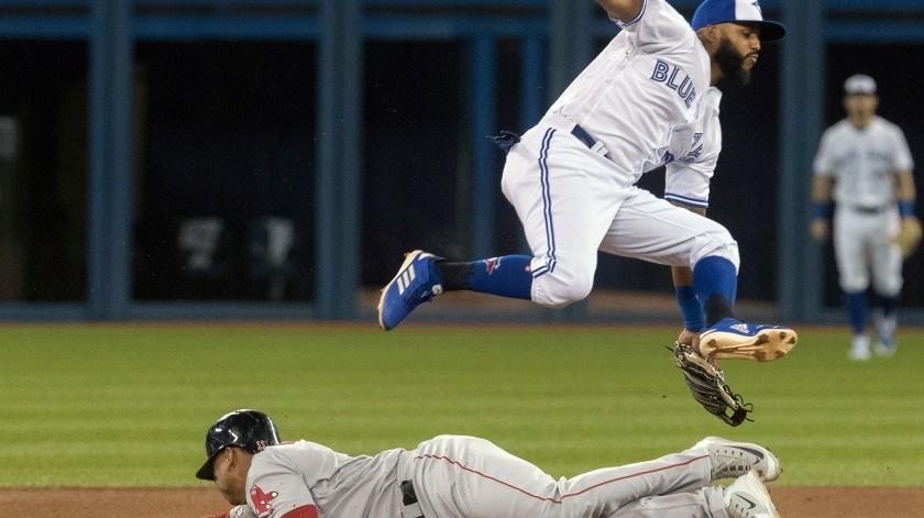 Toronto Blue Jays.(AP, The Canadian Press)