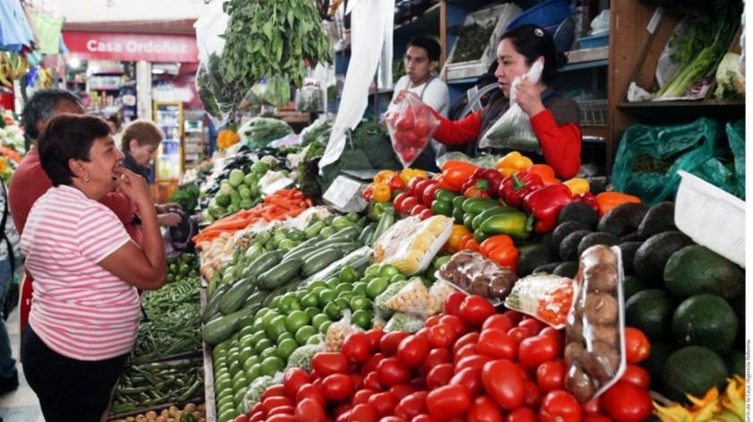 El nivel general de precios retrocedió durante la primera quincena del presente mes como sucede tradicionalmente por estas fechas.(Reforma)