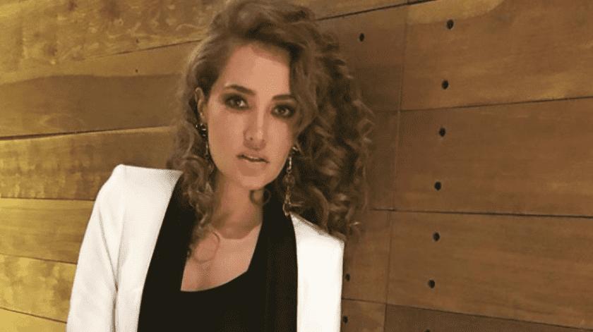 Jolette Navarreteno se va de 'hoy'.(Instagram)