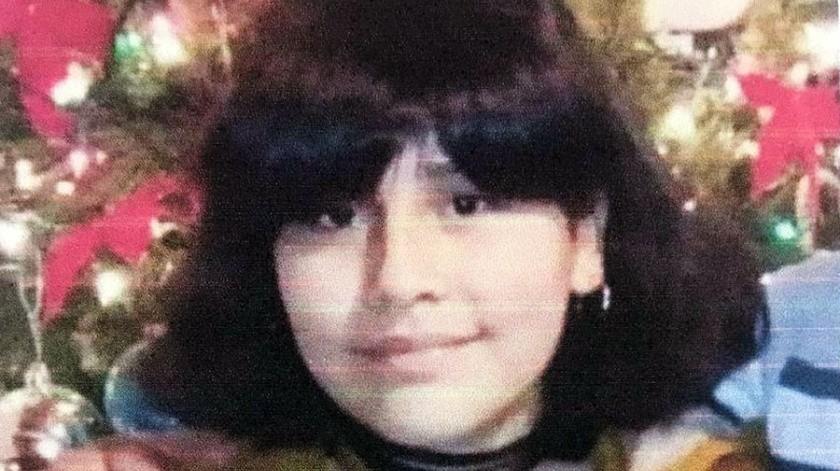 Laysa Noemi González Rodríguez de 14 años, es la menor extraviada.(Cortesía)
