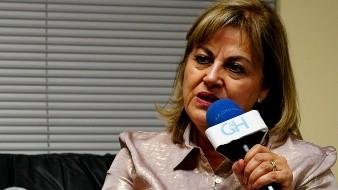 La candidata del PRI a la alcaldía de Mexicali, Guadalupe Gutiérrez Fregoso, habló sobre sus planes para Mexicali.