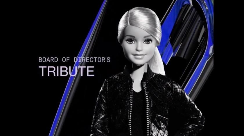 Este año, durante la Gala MET, Kacey Musgraves acudió con un estilismo inspirado en la muñeca de Mattel.(Tomada de la red)