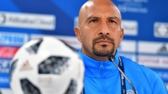 El ex seleccionado nacional alargaría su trayectoria futbolística por seis meses más con los Tuzos del Pachuca.