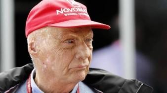 El piloto austriaco murió este lunes a los 70 años, un año después de haber sido intervenido por un trasplante de pulmón.