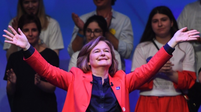Parcial pero progresiva, feminización en Parlamento europeo(AFP)
