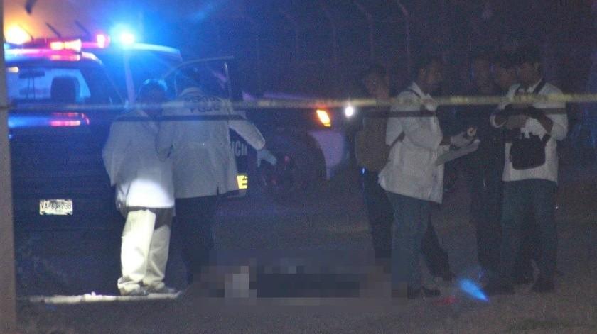 Llega Cajeme a 22 muertes por homicidio en mayo