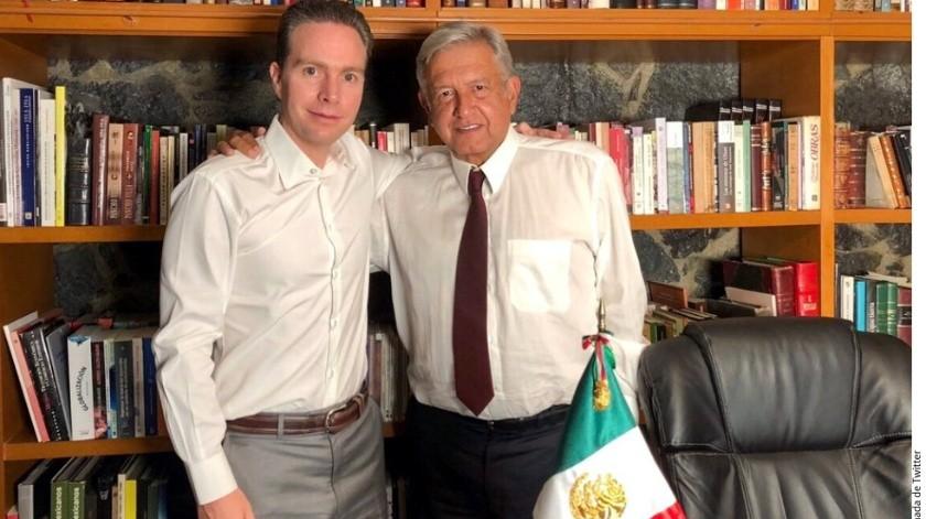 Perfilan a Manuel Velasco como sustituto en Semarnat(GH)