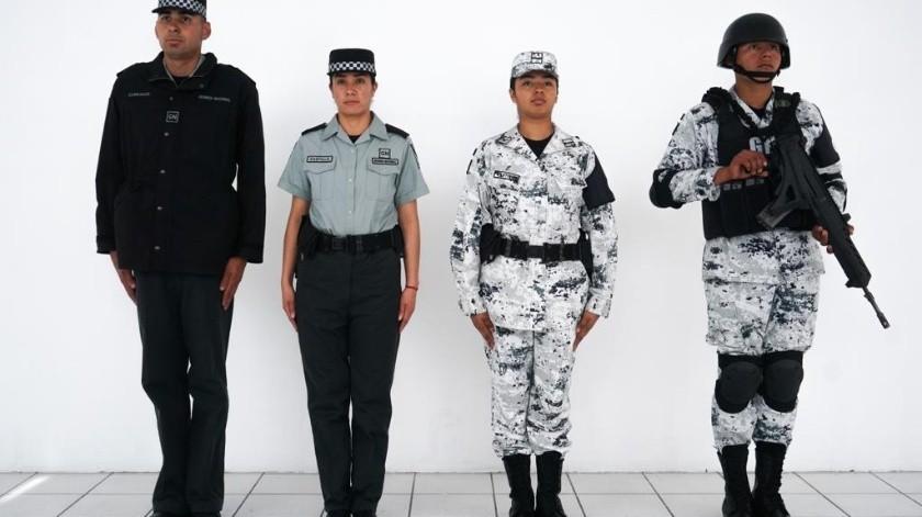 La primera generación de la Guardia Nacional llegará el mes de junio.