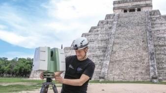 La Zona Arqueológica de Chichén Itzá ha sido digitalizada en 90%, afirma en entrevista el arqueólogo subacuático Guillermo de Anda, líder del Proyecto del Gran Acuífero Maya.