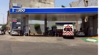 Presidente de Cruz Roja vende gasolina a ambulancias