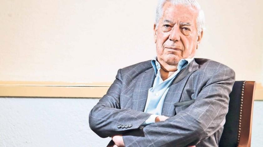 El Premio Nobel de Literatura, Mario Vargas Llosa estará presente en el arranque del evento.(El Universal)