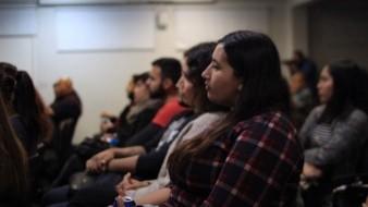 En la Universidad de Tijuana CUT presentó su libro La lectura y la sospecha: Ensayos sobre creatividad y vida intelectual.