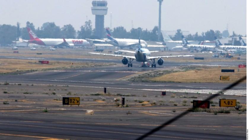 Estas tarifas son superiores a las que cobran aeropuertos como Tocumen, Panamá; Bogotá, Colombia, y Dallas, Estados Unidos, donde la tasa va de 20 a 57 dólares por pasajer.(Agencia Reforma)