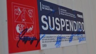 El taller había sido suspendido por Coesprisson.