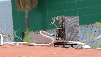 Dañan varios aparatos de refrigeración en la escuela Enriqueta de Parodi.