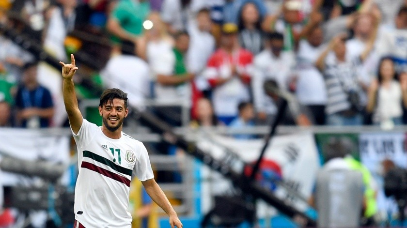 Carlos Vela(Copyright 2018 The Associated Press. All rights reserved., AP)