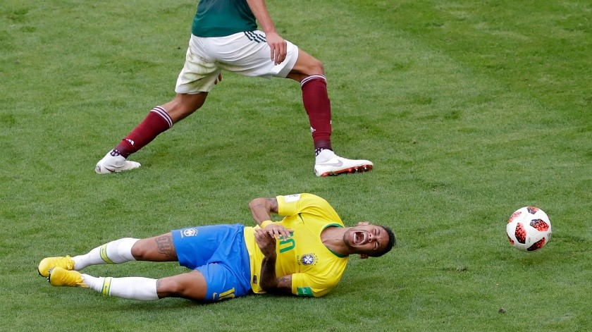 Neymar(Copyright 2018 The Associated Press. All rights reserved, AP)