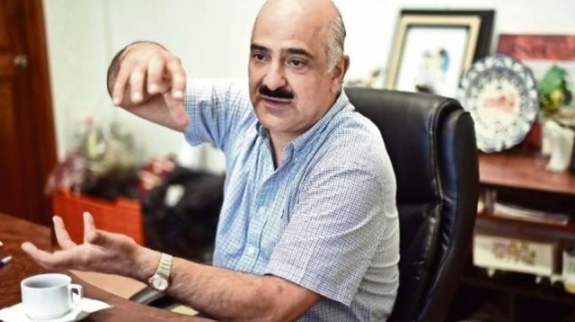 Ricardo Ahued Bardahuil, nuevo encargado de Administración General de Aduanas.(El Universal)