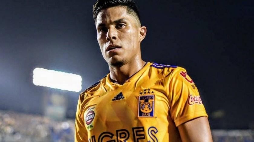 El defensa de Tigres se uniría a la lista de lesionados del 'Tricolor'.(Twitter)